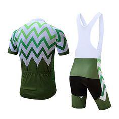 Coconut Pro Team Men s Cycling Jersey Bib Shorts With 3D Padded (XXX-Large 247b5dba3