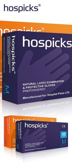 Hospicks   Package Design