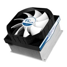 ARCTIC Alpine 11 Plus CPU Cooler  Intel Supports Multiple Sockets 92mm PWM Fan at 23dBA >>> Read more  at the image link. (Note:Amazon affiliate link)