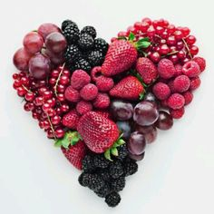 heart & fruits valentine's day Heart Disease, Healthy Eating, Lifestyle, Fruit, Health Infographics, Tarts, Food, Grandparents, Nutrition