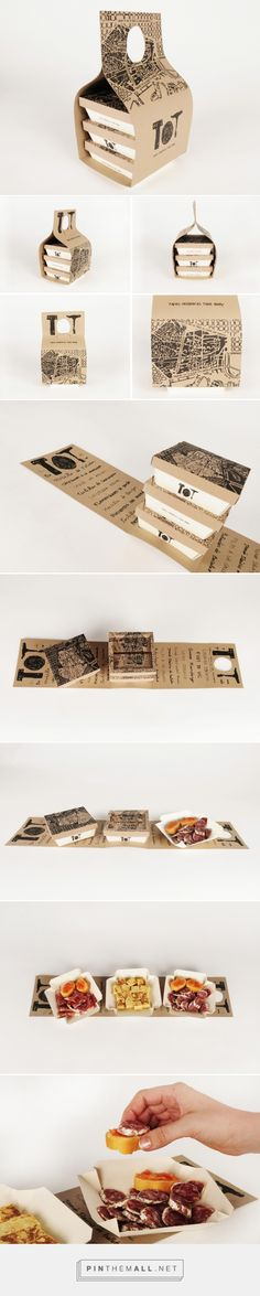 TOT Take-Away (Student Work)         on          Packaging of the World - Creative Package Design Gallery - created via http://pinthemall.net