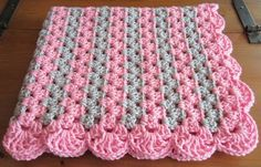 Many many inquiries about granny ripple pattern determined me to find the solution for you. Below you will find the Grannydiagram which is very helpful to get exactly this blanket from below picture and tutorial
