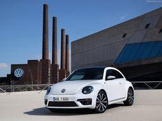 Volkswagen Beetle 2013 - wallpaper.