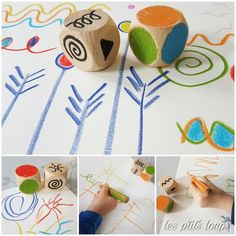 Free puzzle drawing sheets and guides for fun social activities .Free puzzle drawing sheets and guides for fun social activities ., activities tutorials ArtTherapyActivitiesautism for Trendy art therapy activities for children school counselor Kindergarten Art, Preschool Art, Toddler Activities, Preschool Activities, Therapy Activities, Crafts For Kids, Arts And Crafts, Little Games, Elementary Art