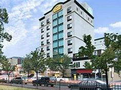 New York (NY) Marco Laguardia Hotel by Lexington United States, North America Located in LaGuardia Airport, Marco Laguardia Hotel by Lexington is a perfect starting point from which to explore New York (NY). Both business travelers and tourists can enjoy the hotel's facilities and services. Free Wi-Fi in all rooms, 24-hour front desk, facilities for disabled guests, Wi-Fi in public areas, car park are on the list of things guests can enjoy. Comfortable guestrooms ensure a good...