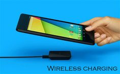Nexus Wireless Charger - With the Nexus Wireless Charger, your new Nexus 7 becomes the first truly wireless tablet. No more messing with wires, cords and plugs – your tablet just snaps into place on the magnetic face and begins charging. Android Technology, Mobile Technology, Technology Gadgets, Nexus Tablet, Nexus 7, Google Play, Best Android Phone, Best Phone, Android Apps