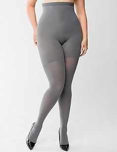 Spanx takes tights to new heights with High-Waisted Tight-End Tights! ...