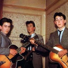On July 6, 1957, a 16-year-old John Lennon met 15-year-old Paul McCartney. It was at St. Peter's, Woolton's Parish Church in Liverpool and…