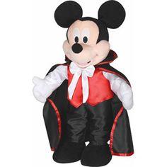 Disney Halloween Greeter, Vampire Mickey