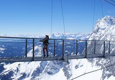 Die Schönheit der Dachstein Gletscherwelt (Sexy Ladys World of Fashion) World Of Fashion, Mount Everest, Mountains, Nature, Poster, Travel, World, Naturaleza, Viajes
