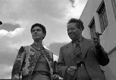 55 fotos inéditas de Frida Kahlo y Diego Rivera - Entretenimiento - Colombia.com