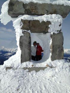 Dass Schnee nicht gleich Schnee ist, bewies mir der Trip nach Kanada. What a feeling!