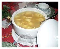 Soup | Escudella | Sopa Sapastra