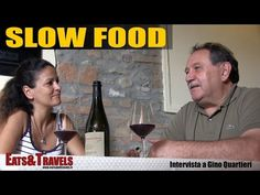 Mangiare Slowfood - intervista a Gino Quartieri - YouTube Slow Food, Gin, Manga, Youtube, Travel, Viajes, Manga Anime, Manga Comics, Trips