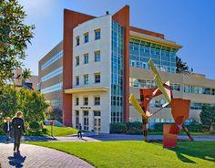 Burk Hall of San Francisco State University