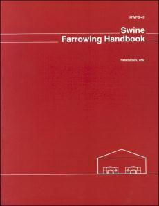 Swine Farrowing Handbook - Thumbnail