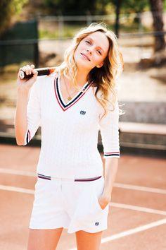 #LIJAstyle Retro Tennis Collection #padel #TennisPlanet www.tennisplanet.com
