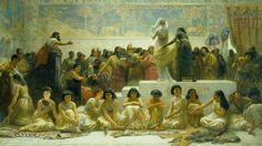 The Babylonian Marriage Market - Edwin Long