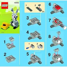 Lego Easter Ideas - Collections - Google+