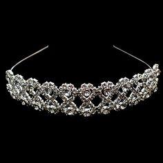 Gorgeous Rhinestones Wedding Bridal Tiara/Headpiece – USD $ 19.99