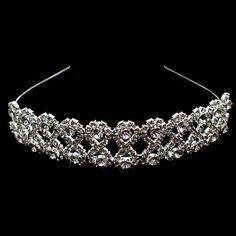Gorgeous Rhinestones Wedding Bridal Tiara/Headpiece – USD $ 14.99
