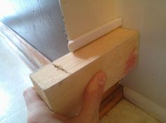 Hometalk :: DIY $20 Baseboard Upgrade