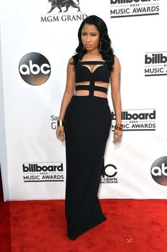 f7731caae598f Nicki Minaj s style has been so dramatic as of late -- she s even more  beautiful