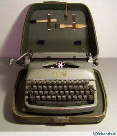 vintage Schrijfmachines - Typewriters -