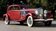 "The ""Queen of Diamonds"" Franay-bodied 1933 Duesenberg Model J.......classy and beautiful...."