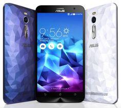 Mola: Asus ZenFone 2 Deluxe Edition nos trae 256 GB de almacenamiento interno