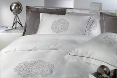 Embroidery bedlinen