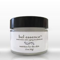 Bel Essence All-Natural Anti-Wrinkle Treatment – Intensive Anti Aging, Facial Lift Skin Care Formula – 1.5oz. Reduces the appearance of facial wrinkles and fine lines. The top choice for naturally reversing the appearance of aging. 100% All-Natural. Provides your skin the nutrition it needs to support a healthy, youthful appearance and retain moisture balance.