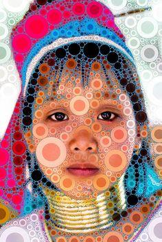 Girl by Gigin, via Flickr