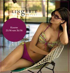 Lingerie outlet  -- Kuurne -- 23/06-26/06