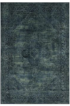 Elizabeth Area Rug-- same rug we ordered in a darker color