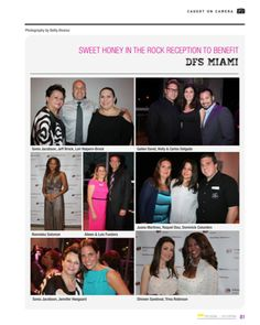 Dress for Success Sweet Honey in the Rock Coverage in SFG Magazine!