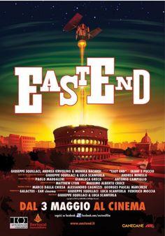 East End: Dal 3 maggio al cinema l'irriverente film d'animazione di Skanf