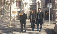 Santi Vidal davant del TSJC: Tornaré aquí quan tinguem un Tribunal Suprem de la República