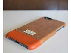 Brown Leather Focus Case for iPhone 6S