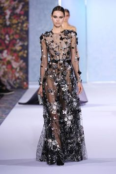 Ralph & Russo Autumn/Winter 2016 Couture Collection | British Vogue
