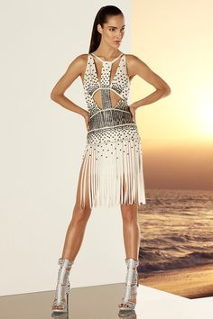 Hervé Léger by Max Azria   Resort 2015 Collection   Style.com