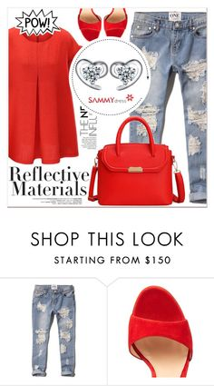 """""""My Motion"""" by lucky-1990 ❤ liked on Polyvore featuring Abercrombie & Fitch and Gianvito Rossi"""