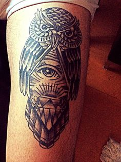 1000+ images about Tattoos on Pinterest | Illuminati ...