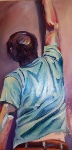 The Solo Artist  (oil paint)  sold
