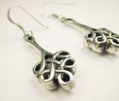 Boucles d'oreille arabesques | Colorient.com