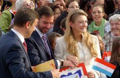 Luxembourg Royal Wedding 19.10.2012: Guillaume and Stéphanie