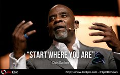 This is a heartbreaking yet inspiring story from Chris Gardner about one of his commutes on an NYC subway. An event that Chris himself will not forget.