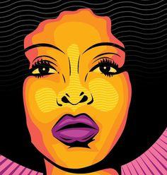5 Mulheres negras que você devia se inspirar#black Art