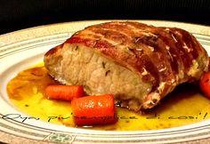 Arista di maiale in crosta, ricetta semplice e gustosa