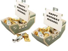 Ahoy Mateys! This pirate ship favor box is perfect for that fun pirate party. Easy to personalize; just change the message on the sail with the free software Adobe Reader. Easy to assemble, you can make a whole fleet of pirate ships and fill them with goodies of your choice. So hoist your anchor and get your pirate ship favor box. #etsy #gentlemanpirateclub #piratethemed #partyflavors #piratedecor Pirate Party Favors, Pirate Party Decorations, Pirate Decor, Pirate Theme, Party Themes, Party Ideas, Filing Papers, Paper Puppets, Favor Boxes
